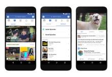 Tính năng Watch mới của Facebook sẽ trình chiếu các chương trình dài tập và chương trình thể thao