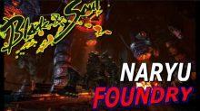 phụ bản xưởng đuc Naryu