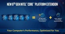 Intel tích hợp Optane vào laptop với Core i5, i7 và i9